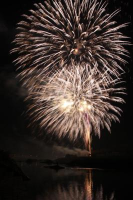 "Yame Festival ""Light and Music Fireworks Festival"" イメージ"