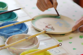 12. Pottery & Painting Workshop